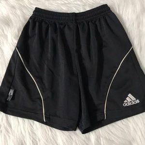 Adidas Boys athletic shorts size small